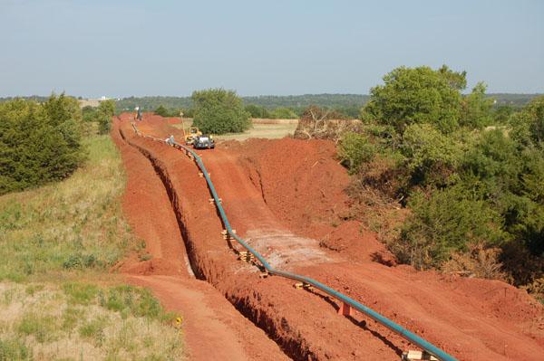 Superior Pipeline Keystone Engineering And Land